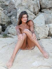 Hottest MetArt model Melena A