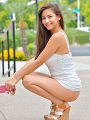 Nina Model Like No Other
