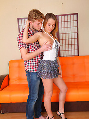 Sex with gal in high heels would bring you a lot of fun